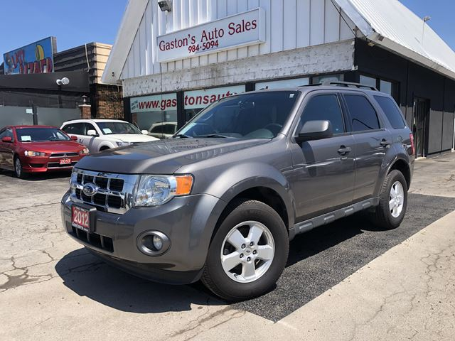 2012 FORD Escape MOONROOF! LEATHER! LOADED! in St Catharines, Ontario