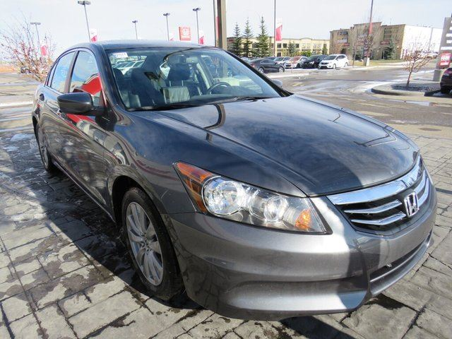 2012 Honda Accord  EX-L*1-Owner, No Accidents, Low KM, Leather* in