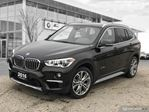 2016 BMW X1 xDrive28i -- Premium Enhanced Packge! in Winnipeg, Manitoba