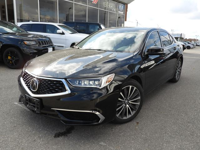 2018 ACURA TLX Tech NAVI/LEATHER/SUNROOF/ONLY 21,000 KMS in Concord, Ontario