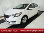 2014 Kia Forte LX *Always Owned in MB* in Winnipeg, Manitoba