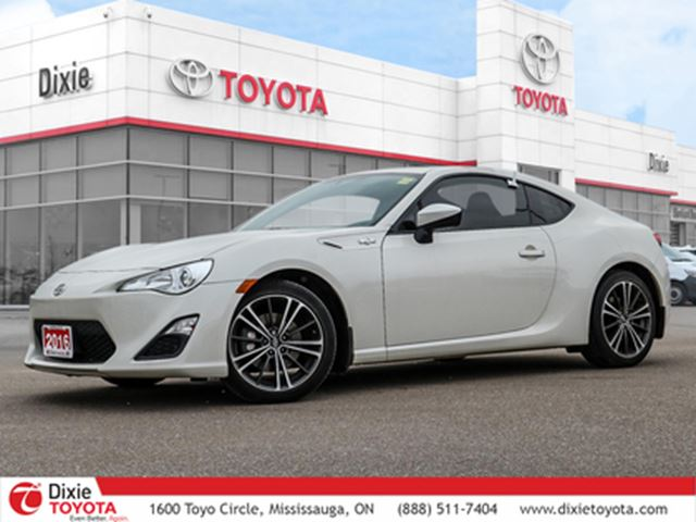 2016 SCION FR-S - in Mississauga, Ontario