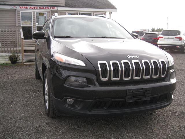 2014 Jeep Cherokee North FWD *Certified* in