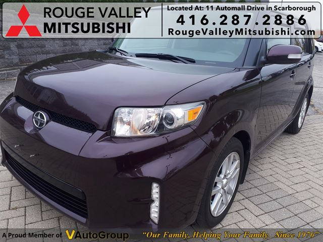 2015 SCION XB 5dr HB Auto (NO ACCIDENTS!!) in Scarborough, Ontario