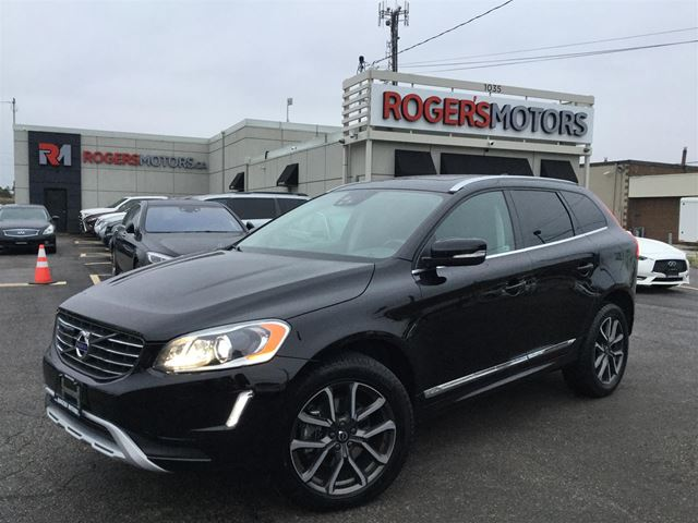 2016 VOLVO XC60 T5 AWD - NAVI - PANO ROOF - REVERSE CAM in Oakville, Ontario