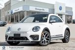 2018 Volkswagen New Beetle  Dune Coupe 2.0T 6sp at w/Tip in Mono, Ontario