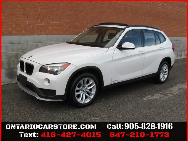 2015 BMW X1 xDrive28i PANORAMIC SUNROOF BLUETOOTH in Toronto, Ontario