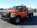 2011 Ford F-350  REG CAB--FLAT BED--DROP DOWN SIDES in Belleville, Ontario