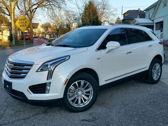 2017 CADILLAC XTS **XT5 3.6** Luxury AWD Navigation Pano Roof Balance of Factory Warranty!!! in St Catharines, Ontario