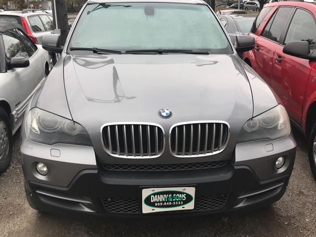 2007 BMW X5 4.8i in Mississauga, Ontario