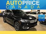 2015 BMW X5 xDrive35i 7PASS|NAVI|PANOROOF|LEATHER in Mississauga, Ontario