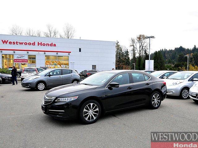 2015 Acura TLX Tech in