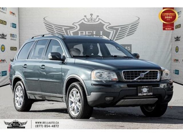 2007 VOLVO XC90 AWD, NO ACCIDENT, SUNROOF, LEATHER, HEATED SEATS in Toronto, Ontario