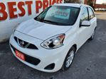 2018 Nissan Micra SV Extra Clean, Like New Condition! in Oshawa, Ontario
