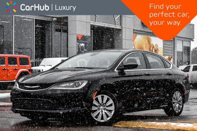 2015 CHRYSLER 200 LX Keyless_Go Bluetooth Compass AM/FM_Radio Traction_Control  in Thornhill, Ontario