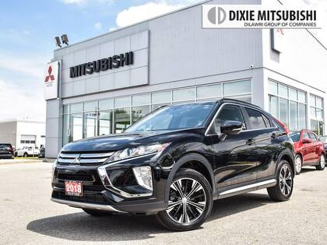 2018 MITSUBISHI ECLIPSE CROSS SE S-AWC TECH   REVERSE CAMERA   BLIND SPOT in Mississauga, Ontario