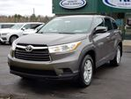 2016 Toyota Highlander LE ALL WHEEL DRIVE/8 SEATS/BACK UP CAMERA/BLUETOOTH/CRUISE/AIR CONDITIONING in Lower Sackville, Nova Scotia