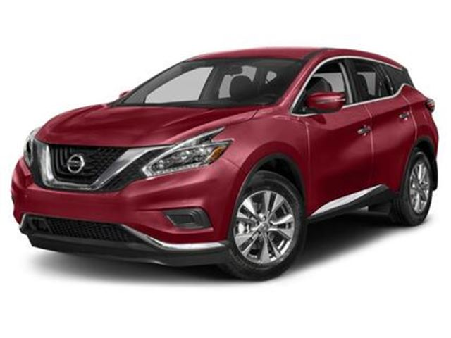 2018 Nissan Murano           in