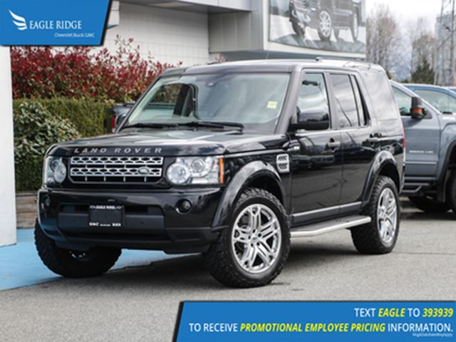 2012 Land Rover LR4           in
