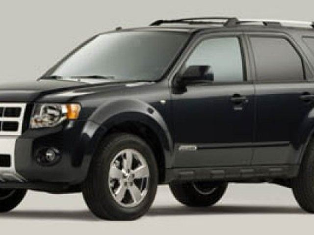 2008 Ford Escape XLT in