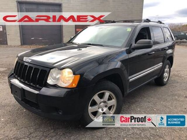 2010 Jeep Grand Cherokee Laredo LOW KMs   NO Accidents in