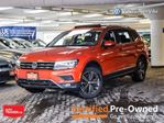 2018 Volkswagen Tiguan Highline 4MOTION >>DRIVER ASSISSTANT PACKAGE<< in Thornhill, Ontario