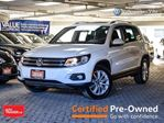 2016 Volkswagen Tiguan Highline >>ONE OWNER ITH NO ACCIDENT<< in Thornhill, Ontario