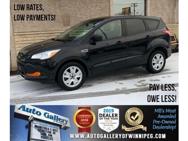 2014 Ford Escape S *Low KMs! in Winnipeg, Manitoba