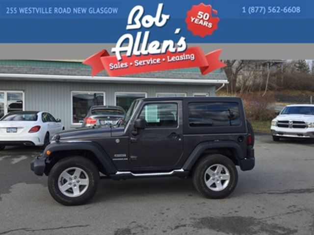 2017 Jeep Wrangler Sport in New Glasgow, Nova Scotia