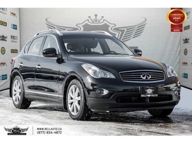 2015 INFINITI QX50 AWD, V6, NO ACCIDENT, BACK-UP CAM, HEATED SEATS, P in Toronto, Ontario