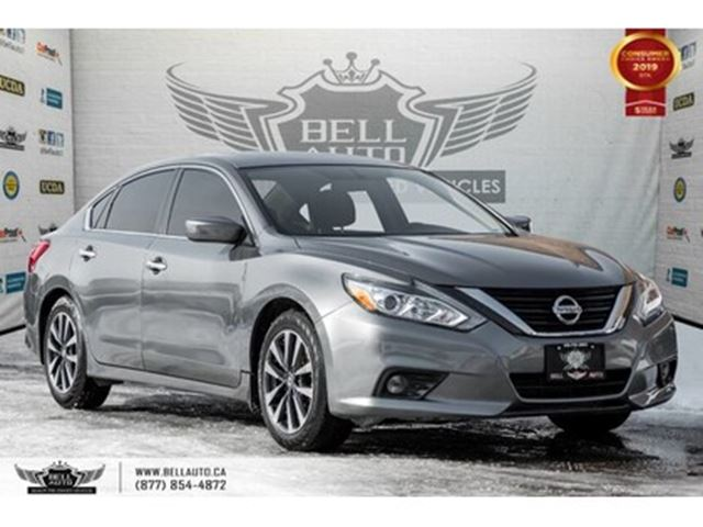 2017 NISSAN ALTIMA 2.5 SV, NO ACCIDENT, BACK-UP CAM, HEATED SEATS, BL in Toronto, Ontario
