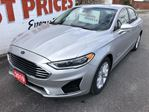 2019 Ford Fusion SEL Hybrid, Extremely Clean, Beautiful Car! in Oshawa, Ontario