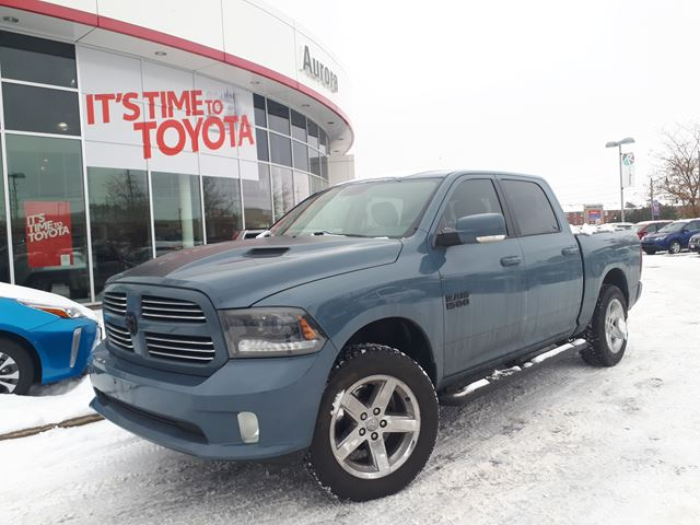 2015 Dodge RAM 1500 Sport in