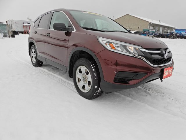 2016 Honda CR-V LX in