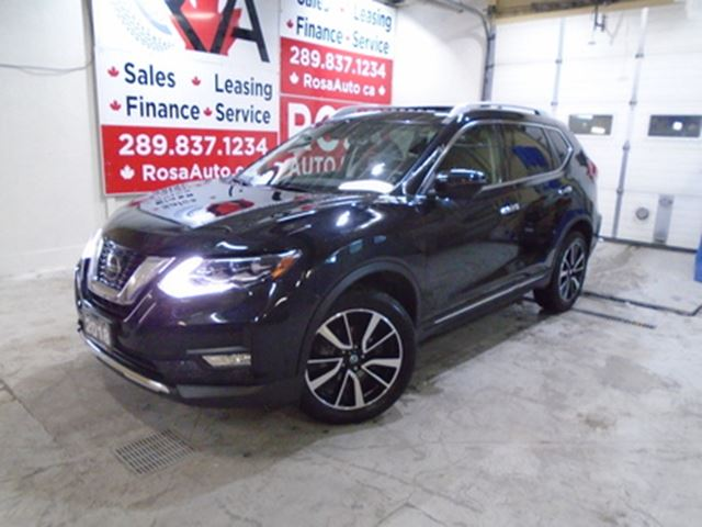 2018 NISSAN ROGUE AWD SL w/ProPILOT Assist NAVIGATION NO ACCIDENT FA in Oakville, Ontario
