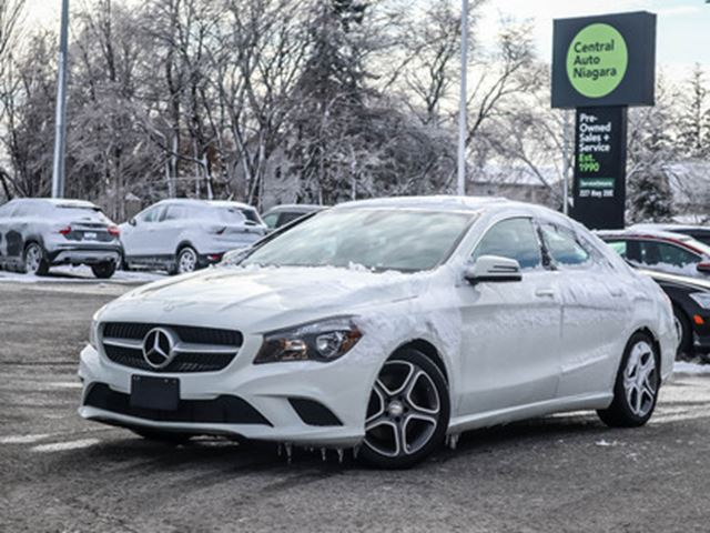 2015 MERCEDES-BENZ CLA250 4MATIC-AWD LEATHER HEATED SEATS in Fonthill, Ontario