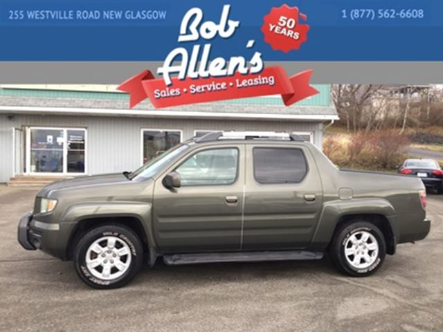 2006 Honda Ridgeline EX-L in New Glasgow, Nova Scotia