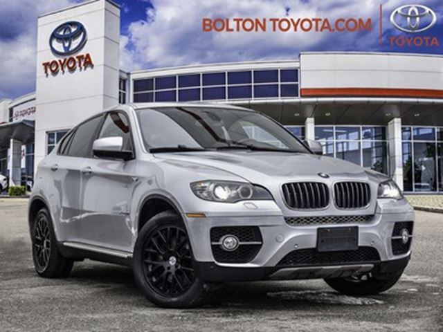 2009 BMW X6 50i in Bolton, Ontario