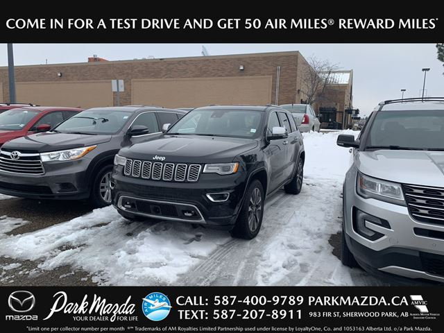 2018 Jeep Grand Cherokee OVERLAND in