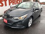 2018 Chevrolet Cruze Premier Auto Very Clean!  Well equipped with leather, bluetooth and more! in Oshawa, Ontario