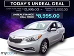 2016 Kia Forte 2.0L LX+ HEATED SEATS, ALLOYS, POWERGROUP!! in Kingston, Ontario