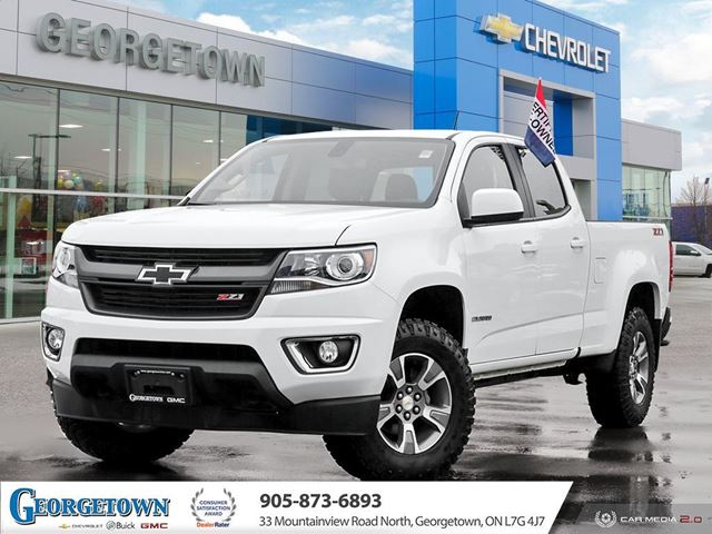 2018 CHEVROLET COLORADO Z71 in Georgetown, Ontario
