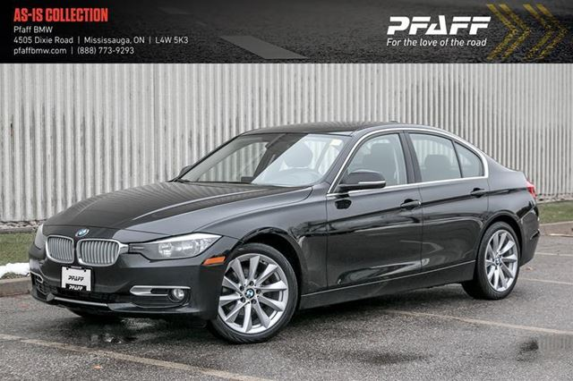 2014 BMW 3 SERIES 320 in Mississauga, Ontario