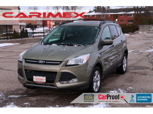 2013 Ford Escape SE NAVI   Back-Up Camera   Sunroof   Leather in