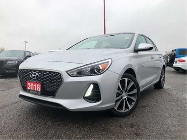 2018 Hyundai Elantra GLS**TOUCHSCREEN**BACK UP CAM**SUNROOF**BLIND SPOT in Mississauga, Ontario