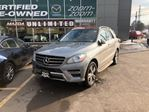 2012 Mercedes-Benz M-Class ML350 BlueTEC 4MATIC NAVI, PANORAMIC ROOF, ALLOYS, LEATH in Toronto, Ontario