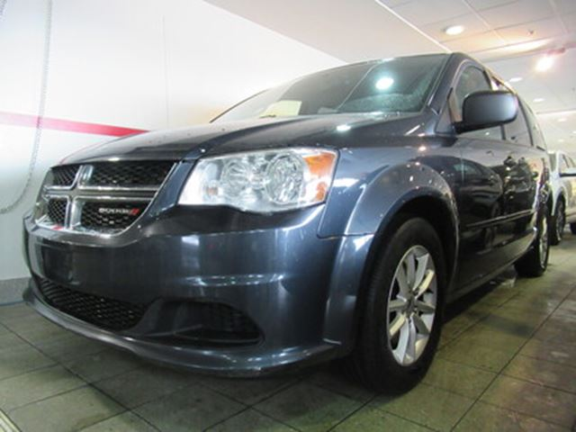 2013 DODGE GRAND CARAVAN 4dr Wgn SE   BLUETOOTH   ECO MODE   ALLOY RIMS in Brampton, Ontario