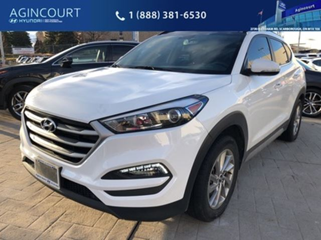 2017 Hyundai Tucson LUXURY*AWD*NAVIGATION*LEATHER*PANOROOF*LOADED!! in