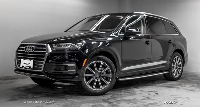 2019 Audi Q7 55 Technik in