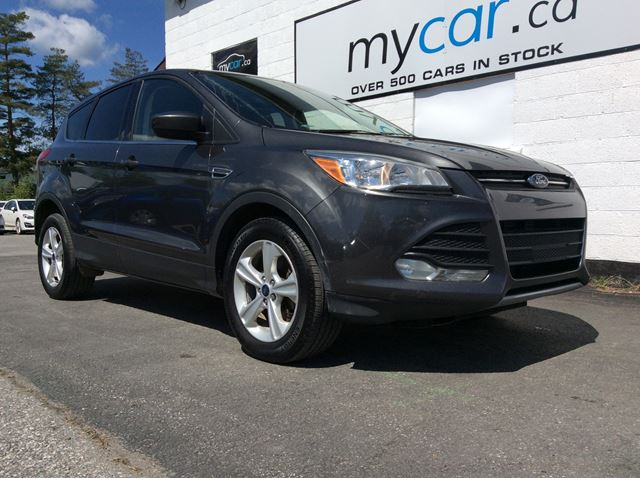2015 Ford Escape SE HEATED SEATS, BACKUP CAM, ALLOYS!! in